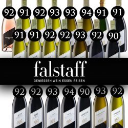 22 wines with 90+ Falstaff-points