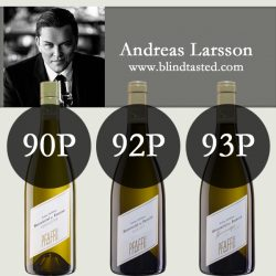 Andreas Larssons results on our wines