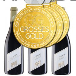 """3 x """"Großes Gold"""" for our red Reserves"""