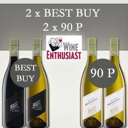 Wine Enthusiast: BEST BUY & 2 x 90P.