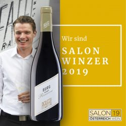 SALON-Award for our Zweigelt BURG