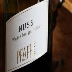 Weissburgunder NUSS