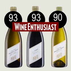 2 x 93 Points from Wine Enthusiast